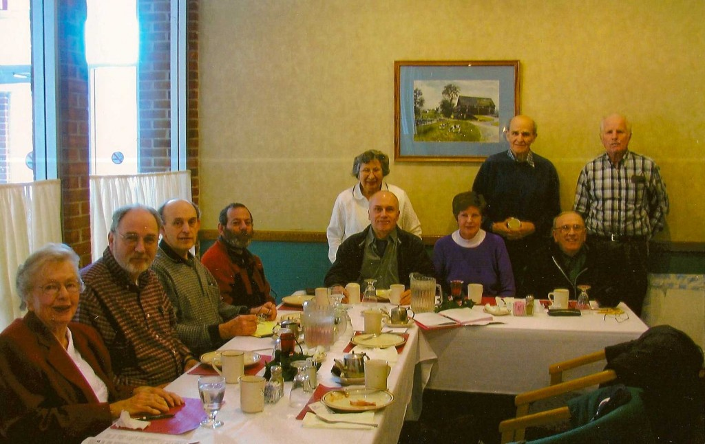 April 2008 Meeting, Amsterdam, NY